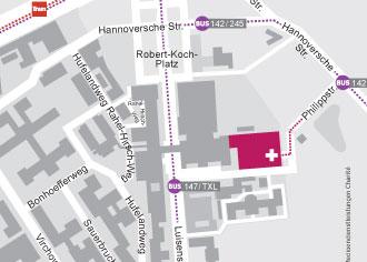 Gerettet wird jetzt in der Philippstraße 10: Die Notaufnahme am Charité Campus Mitte hat eine neue Adresse