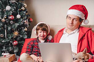 Stress, Corona, Weihnachten, Immunabwehr