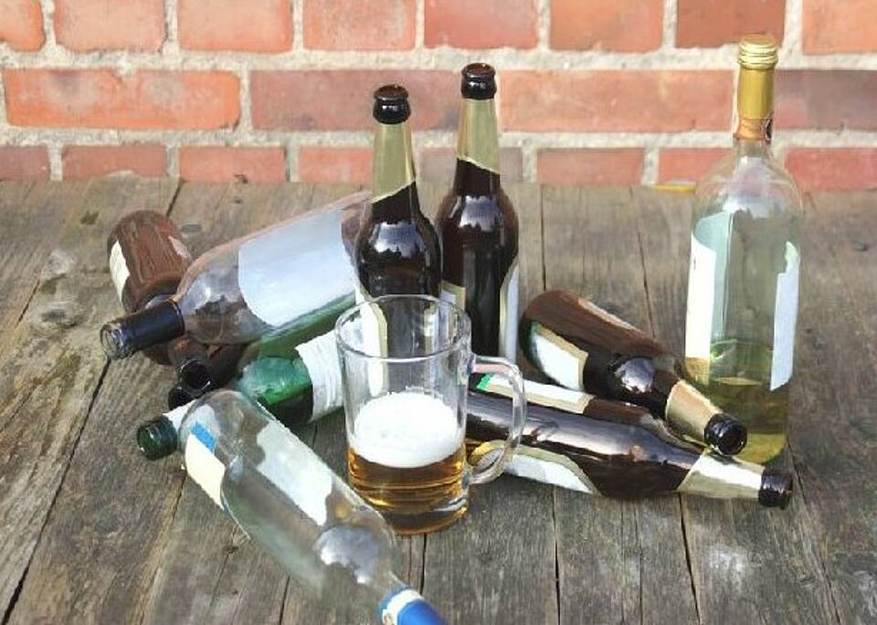 Alkoholsucht in Deutschland