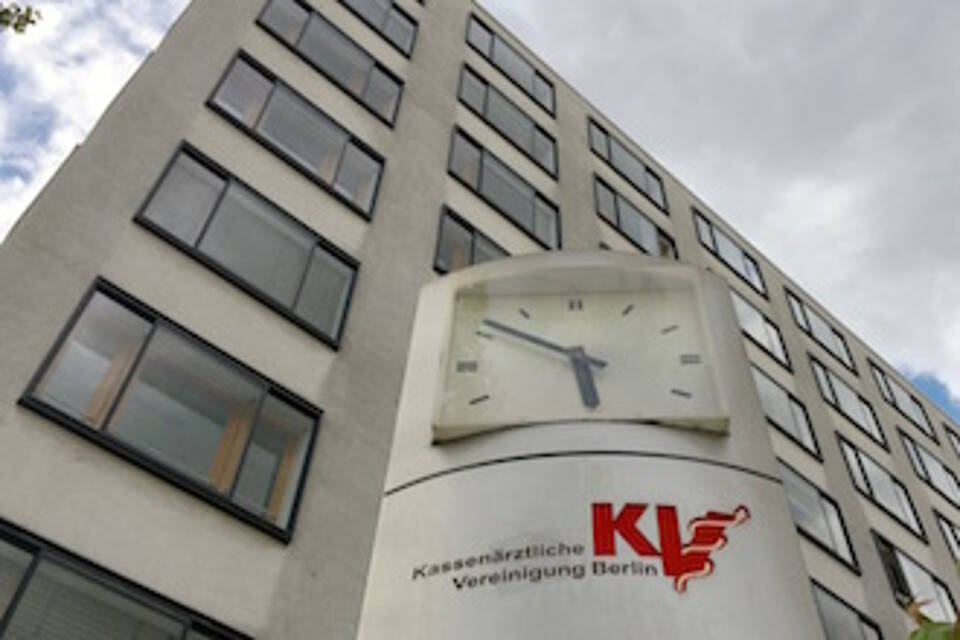 Berliner KV-Vorstand komplett