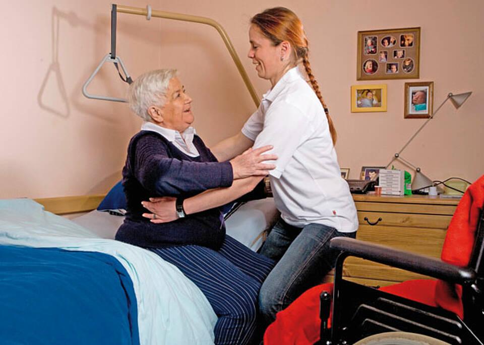Pflegebedürftigkeit: Es gibt viele Alternativen zum Pflegeheim