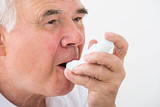 Hitzewellen sind für Asthma- und COPD-Patienten schlecht
