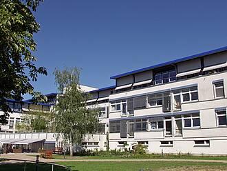Vitanas Krankenhaus für Geriatrie, Klinik, Berlin