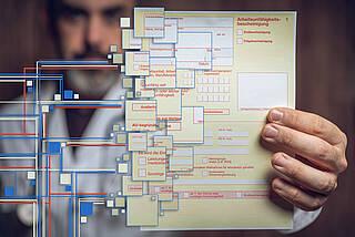 Die digitale Krankschreibung geht jetzt direkt an die Krankenkasse