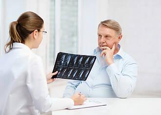 Fokale Therapie bei Prostatakrebs: Neues Verfahren verspricht weniger Nebenwirkungen