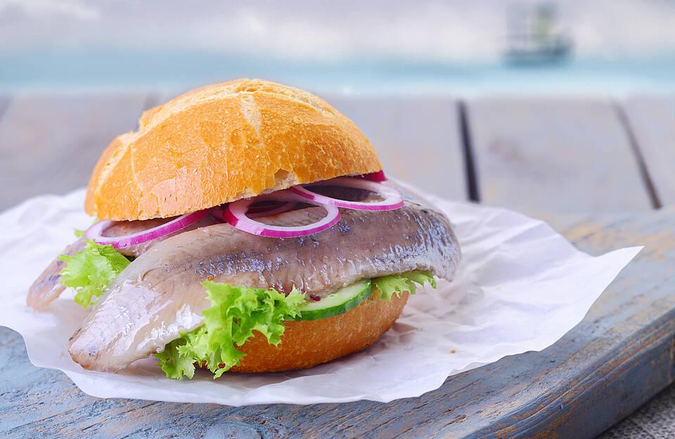 Vorsicht vor Listeriose: Hering und anderer Fisch sind nicht selten mit Listerien belastet