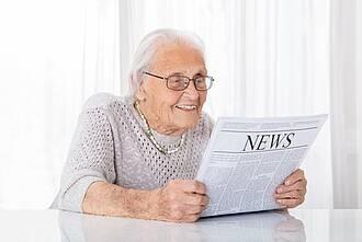 Laut einer US-Studie ist das Demenzrisiko in der Bevölkerung gesunken. Gründe sind bessere Bildung und längere geistige Aktivität