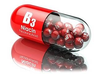 Vitamin B3, Parkinson