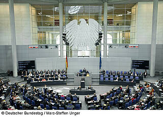 Bundestag beschliesst neue Organspende-Regelung