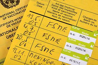 FSME-Impfung, Impfen, Impfpass