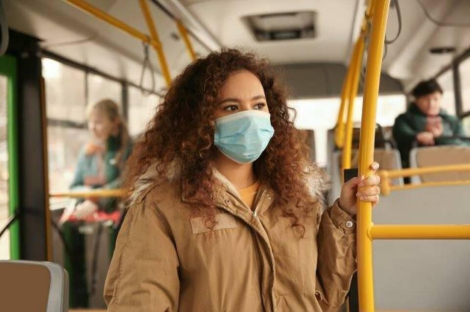 Maskenpflicht wirkt gesellschaftlicher Polarisierung entgegen