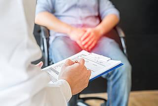Wachsam bleiben: Prostatakrebs tritt in einigen Familien gehäuft auf.