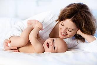 Geburtsrisiken bei späten Müttern