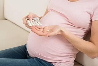 SChwangerschaft und Medikamente