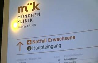 Ein 33-Jähriger Mann aus Bayern hat sich mit dem Coronavirus infiziert. Er liegt derzeit isoliert in einem Schwabinger Krankenhaus