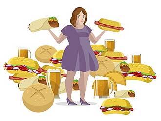 Binge Eating - eine versteckte Störung