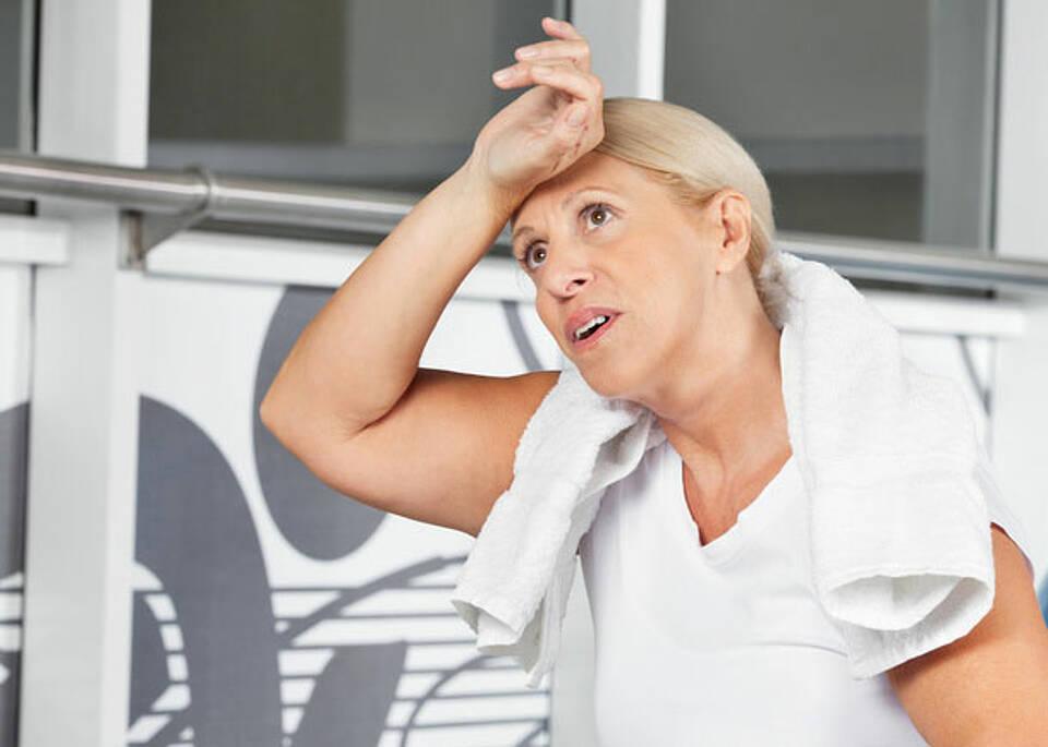 Hormonersatztherapie stark rückläufig