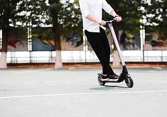 E-Scooter, Helmpflicht