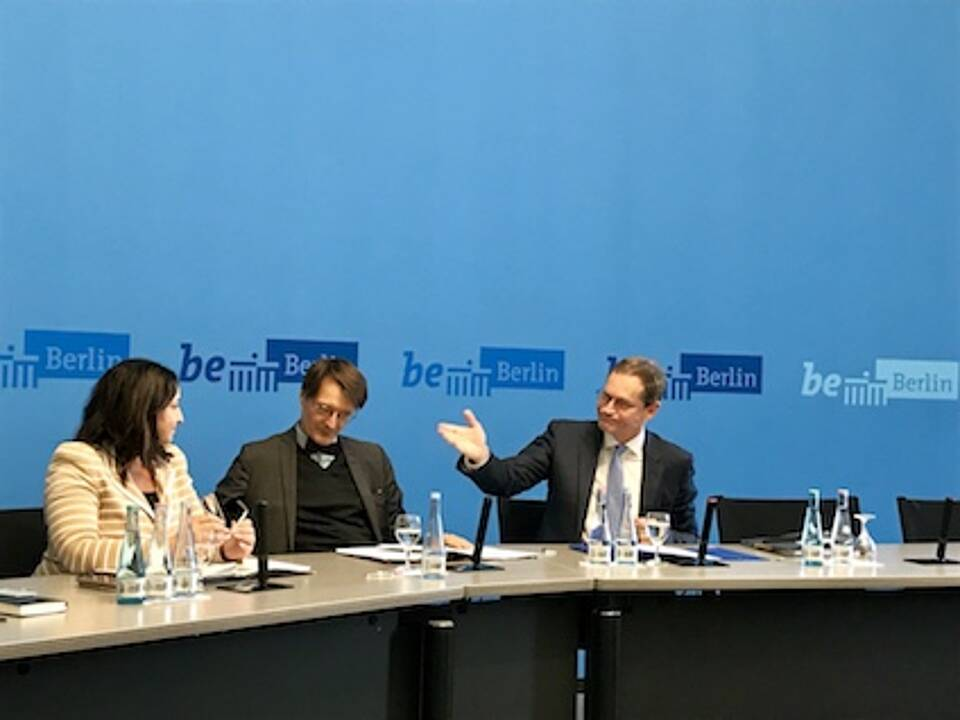 Gesundheitspolitik, gesundheitswirtschaft, gesundheitsregion berlin-brandenburg