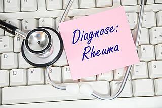 Rheuma, Komorbiditäten, rheumatologische Versorgung