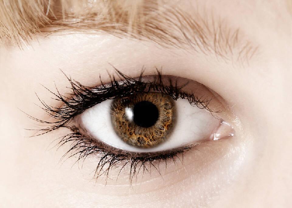 Bei Hauterkrankungen auch auf Augen achten
