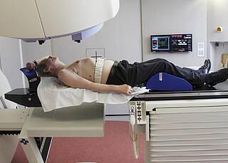 Strahlentherapie im Westend rüstet weiter auf