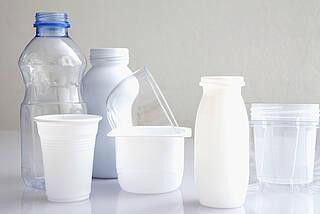 Plastik-Verpackungen enthalten oft den Weichmacher Bisphenol A