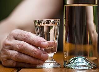Alkoholismus, Alkoholabhängigkeit