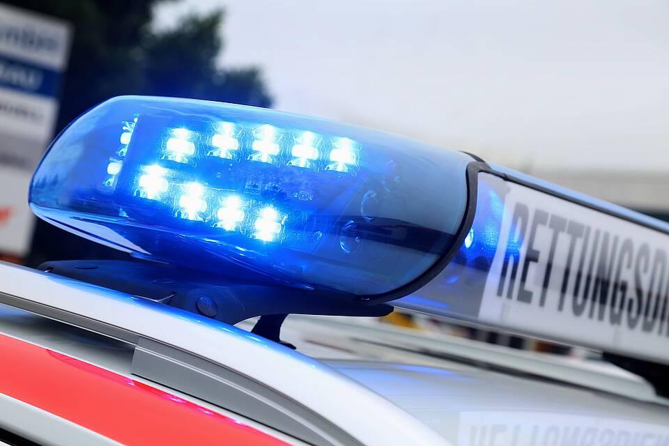 Blaulicht Rettungsdienst