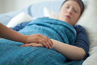 Heidelberger Forscher machten Immunzellen sichtbar, die Einschätzungen über den Therapieverlauf erlauben bei Knochenkrebs.