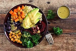 vegan, vegetarisch, ernährung, pflanzliche kost, diät, abnehmen