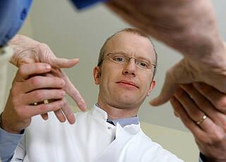 Gelenkschäden durch Rheuma nicht umkehrbar