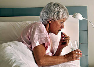 Betablocker bei einer Leberzirrhose nur bis zu einem gewissen Krankheitsstadium sinnvoll