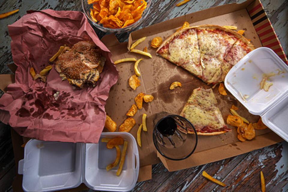 Binge Eating, Essanfälle