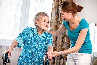 Fachkräftemangel in der Pflege