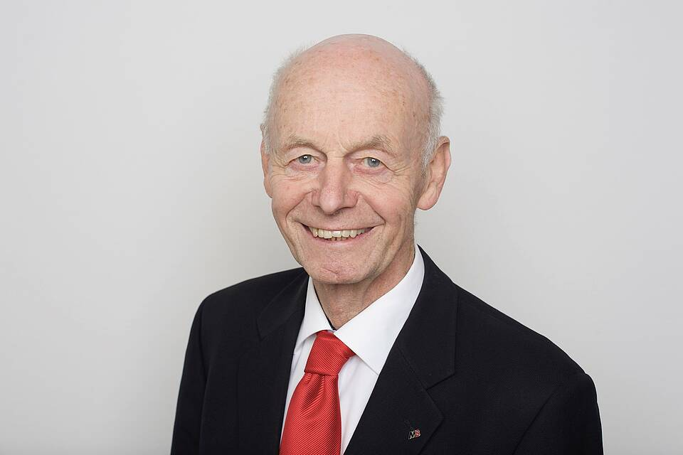 Prof. Detlev Ganten