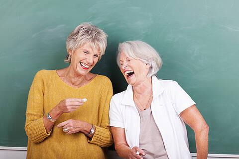Krisen lassen sich mit Humor besser bewältigen