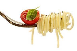 Am liebsten essen die Deutschen Pasta
