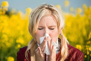 Allergien, Psyche