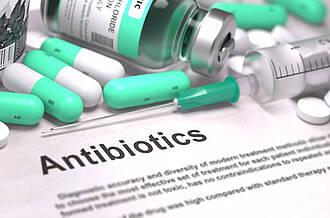 Ärzte stellen heute 17 Prozent weniger Antibiotika-Rezept aus als vor zehn Jahren