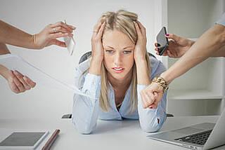 Studie zeigt: Stress erhöht das Risiko, frühzeitig zu altern