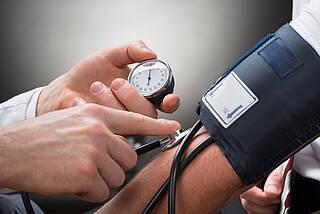 Bluthochdruck, Blutdruck, Demenz