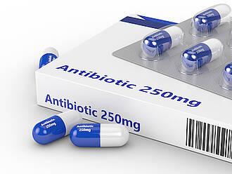 antibiotika, medikamenten, arzneimittel