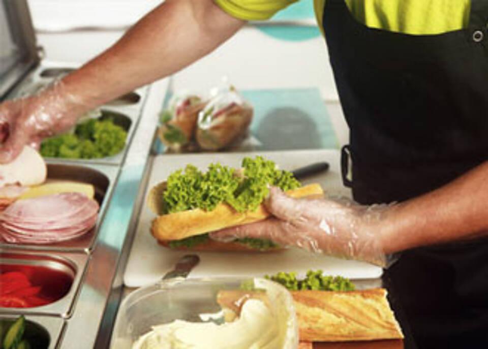 Mehr Fast-Food-Läden, mehr Übergewicht