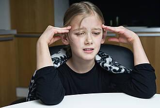 Kopfschmerzen, Kinder