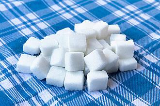 Zuckergehalt von Lebensmitteln