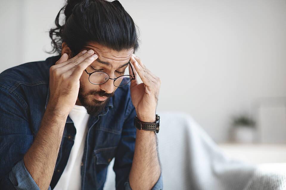Fatigue ist eines der Hauptsymptome von Long-Covid