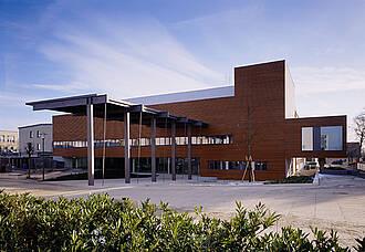 Krankenhaus Hedwigshöhe, Berlin, Klinik