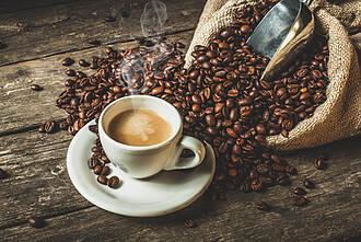 Kaffeetrinken hilft beim Abnehmen