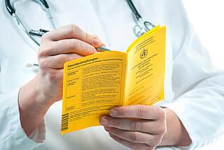 Impfung gegen Hepatitis A